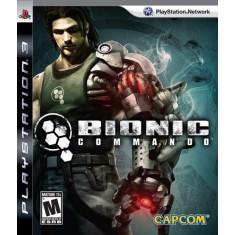Jogo Bionic Commando PlayStation 3 Capcom