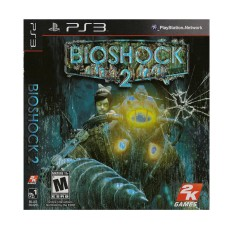 Jogo Bioshock 2 PlayStation 3 2K