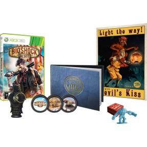 Foto Jogo Bioshock: Infinite - Premium Edition Xbox 360 2K