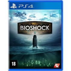 Foto Jogo BioShock The Collection PS4 2K