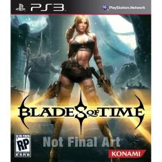 Jogo Blades of Time PlayStation 3 Konami