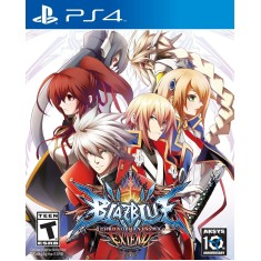 Foto Jogo Blazblue Chronophantasma Extend PS4 Aksys Games
