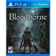 Foto Jogo Bloodborne PS4 From Software