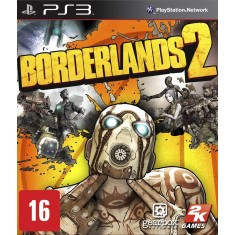 Jogo Borderlands 2 PlayStation 3 2K