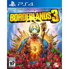Jogo Borderlands 3 PS4 2K