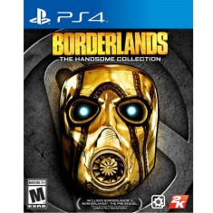 Foto Jogo Borderlands The Handsome Collection PS4 2K