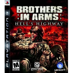 Foto Jogo Brothers in Arms: Hells Highway PlayStation 3 Ubisoft