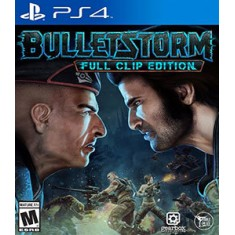 Foto Jogo Bulletstorm Full Clip Edition PS4 Gearbox