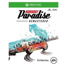 Foto Jogo Burnout Paradise Remastered Xbox One EA