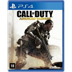 Jogo Call Of Duty Advanced Warfare PS4 Activision