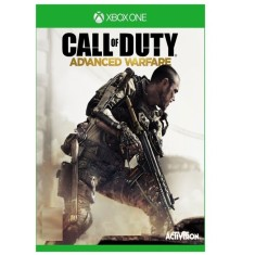 Foto Jogo Call Of Duty Advanced Warfare Xbox One Activision