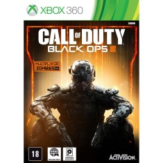 Foto Jogo Call of Duty: Black Ops III Xbox 360 Activision