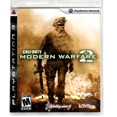 Foto Jogo Call of Duty: Modern Warfare 2 PlayStation 3 Activision