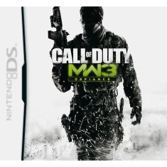Foto Jogo Call of Duty: Modern Warfare 3 (MW3) Activision Nintendo DS