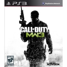 Foto Jogo Call of Duty: Modern Warfare 3 (MW3) PlayStation 3 Activision
