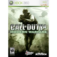 Foto Jogo Call of Duty Modern Warfare 4 Xbox 360 Activision