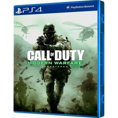 Foto Jogo Call Of Duty Modern Warfare PS4 Infinity