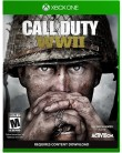 Foto Jogo Call Of Duty WW II Xbox One Activision