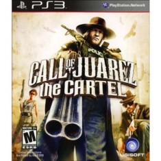 Jogo Call of Juarez: The Cartel PlayStation 3 Ubisoft