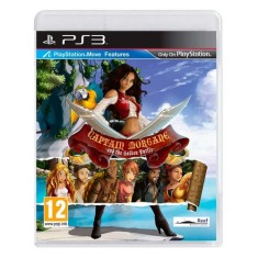 Foto Jogo Captain Morgane and the Golden Turtle PlayStation 3 Reef