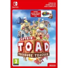 Jogo Captain Toad: Treasure Tracker Nintendo Nintendo Switch