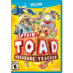 Foto Jogo Captain Toad: Treasure Tracker Wii U Nintendo