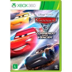 Jogo Carros 3: Correndo Para Vencer Xbox 360 Warner Bros