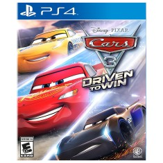 Jogo Cars 3 Driven to Win PS4 Warner Bros