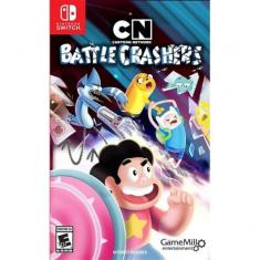 Jogo Cartoon Network: Battle Crashers GameMill Nintendo Switch