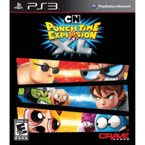 Foto Jogo Cartoon Network: Punch Time Explosion PlayStation 3 Crave Games