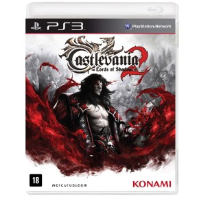 Foto Jogo Castlevania: Lords of Shadow 2 PlayStation 3 Konami