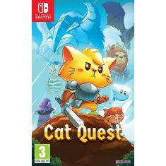 Jogo Cat Ques The Gentlebros Nintendo Switch