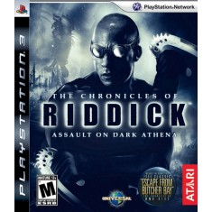 Foto Jogo Chronicles of Riddick: Assault on Dark Athena PlayStation 3 Atari