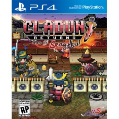 Foto Jogo Cladun Returns This is Sengoku PS4 NIS America