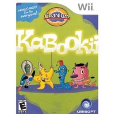 Jogo Cranium Kabookii Wii Ubisoft