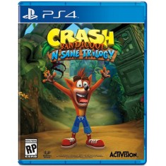 Jogo Crash Bandicoot PS4 Activision