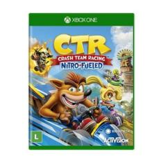 Jogo Crash Team Racing Nitro Fueled Xbox One Activision