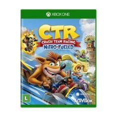 Jogo Crash Team Racing Nitro Fueled Xbox One Activision