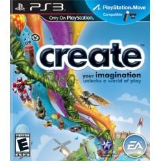 Jogo Create PlayStation 3 EA