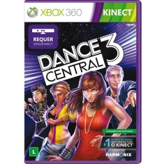 Jogo Dance Central 3 Xbox 360 Microsoft