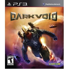Foto Jogo Dark Void PlayStation 3 Capcom