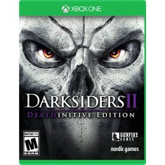 Foto Jogo Darksiders II Xbox One Nordic Games