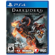 Jogo Darksiders Warmastered Edition PS4 Nordic Games