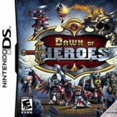 Foto Jogo Dawn of Heroes Majesco Entertainment Nintendo DS