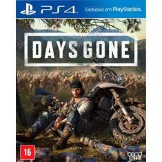 Foto Jogo Days Gone PS4 Sony