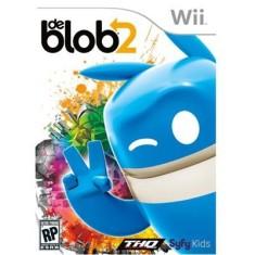 Jogo de Blob 2 Wii THQ