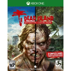 Foto Jogo Dead Island Definitive Collection Xbox One Deep Silver