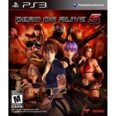 Jogo Dead or Alive 5 PlayStation 3 Tecmo