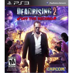 Foto Jogo Dead Rising 2: Off the Record PlayStation 3 Capcom