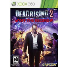 Foto Jogo Dead Rising 2: Off the Record Xbox 360 Capcom
